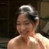 21歳女子大生、混浴露天風呂