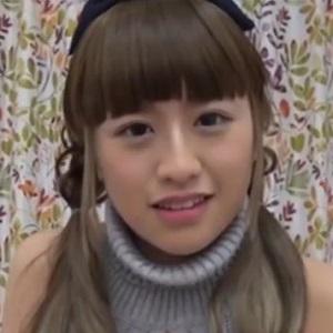 片言の日本語でかわいい韓国人女性