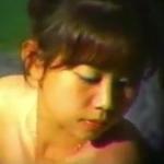 巨乳のお姉さん露天風呂