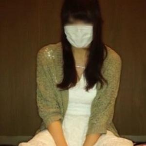 マスク女子のオナニー