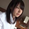リクルートスーツの超かわいい女子大生