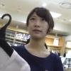 洋服売り場のかわいいお姉さん