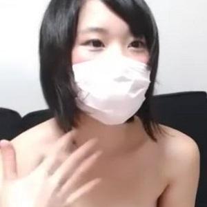 19歳色白チャット美少女