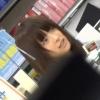 レンタルビデオ屋で美少女